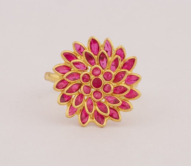 Jewellery Ruby Ring