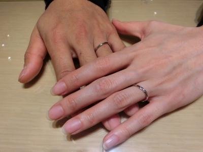 色んな指輪を見れて迷いました楽しかったです。