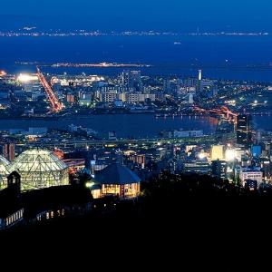 大阪のサプライズプロポーズ コスモタワー(大阪府咲洲庁舎展望台)