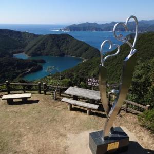 大阪のサプライズプロポーズ 見江島展望台