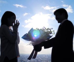 大阪のサプライズプロポーズ ANAクラウンプラザホテルグランコート名古屋
