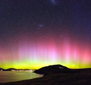 大阪のサプライズプロポーズ テカポ湖(ニュージーランド)