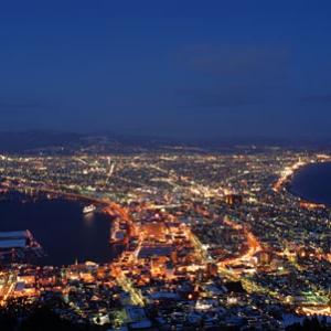 大阪のサプライズプロポーズ 函館山