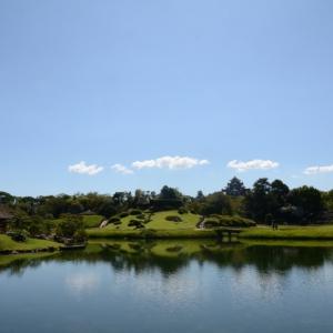 大阪のサプライズプロポーズ 岡山後楽園