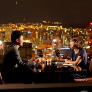 大阪のサプライズプロポーズ JRタワーホテル日航札幌35階レストラン&バー「SKY J