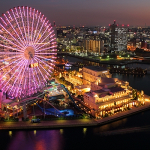 大阪のサプライズプロポーズ 横浜ベイホテル東急