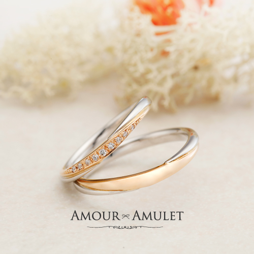 AMOUR AMULET誕生石ネックレスプレゼント!!7/31~8/14まで