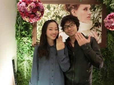 ロゼット結婚指輪正規取り扱い店大阪18