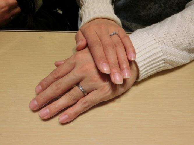 マカナ結婚指輪大阪13