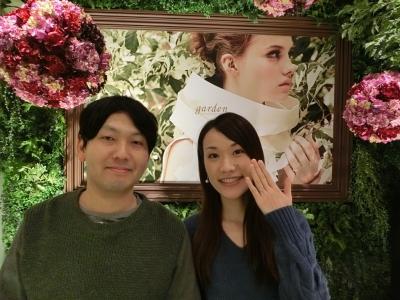 ロゼット結婚指輪正規取り扱い店大阪17