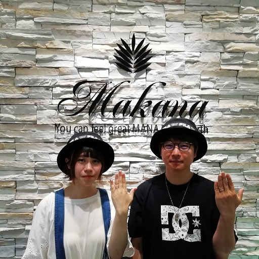 マカナ結婚指輪大阪12