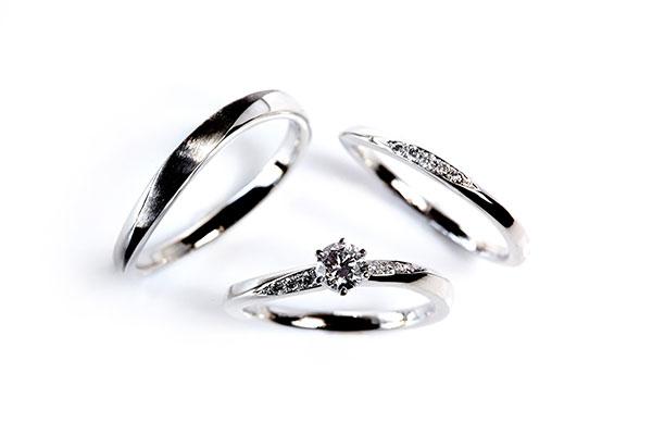 ロゼットRosettEの結婚指輪婚約指輪の正規取り扱い店ガーデン心斎橋55