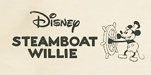 Disney STEAMBOAT WILLIE CITIZEN(シチズン)