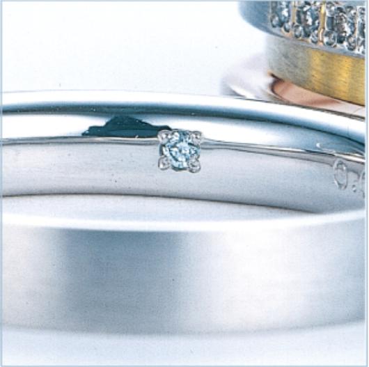 ラパージュ結婚指輪正規取り扱い店大阪1