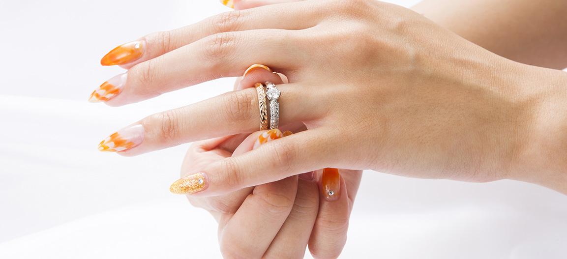 マカナ結婚指輪大阪