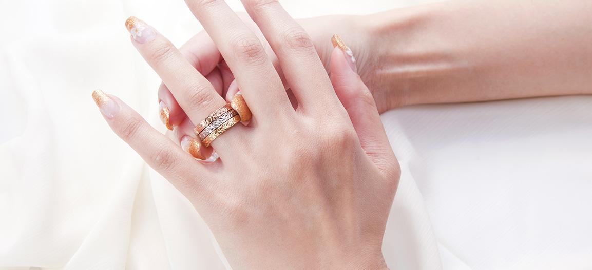 マカナ結婚指輪大阪4