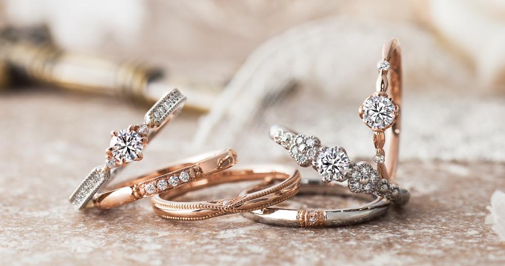 PRIMA PORTA(プリマポルタ)結婚指輪