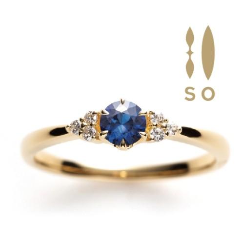 SOの結婚指輪婚約指輪の正規取り扱い店ガーデン心斎橋59