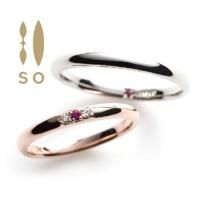 SOの結婚指輪婚約指輪の正規取り扱い店ガーデン心斎橋33