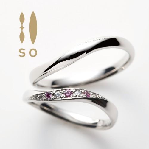 SOの結婚指輪婚約指輪の正規取り扱い店ガーデン心斎橋18