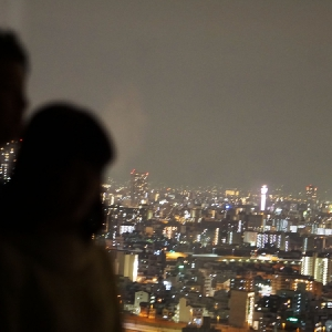 心斎橋・大阪のサプライズプロポーズ 京阪ユニバーサルタワー(ホテル)