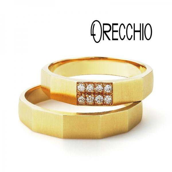 オレッキオの結婚指輪はgarden心斎橋