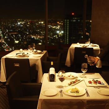 心斎橋・大阪のサプライズプロポーズ レストラン&バーLevel36/ANAクラウンプラザホテル神戸