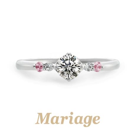 Mariage entの婚約指輪正規取扱店ガーデン心斎橋