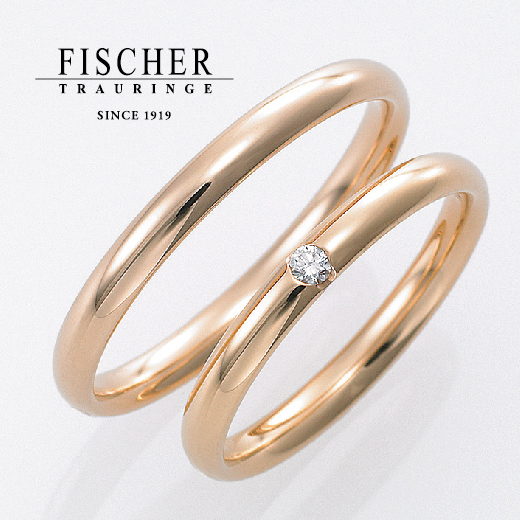 フィッシャー結婚指輪大阪12