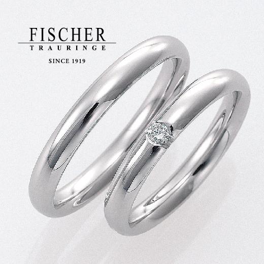 FISCHER(フィッシャー)の結婚指輪9650234/9750234