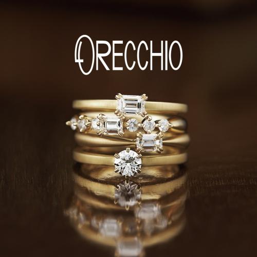 オレッキオコンチェルトの結婚指輪正規取り扱い店大阪6