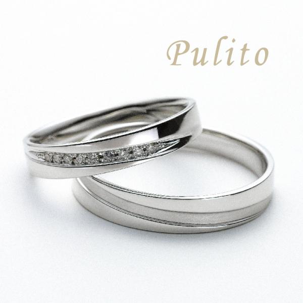 プリートの結婚指輪婚約指輪の正規取り扱い店ガーデン心斎橋7