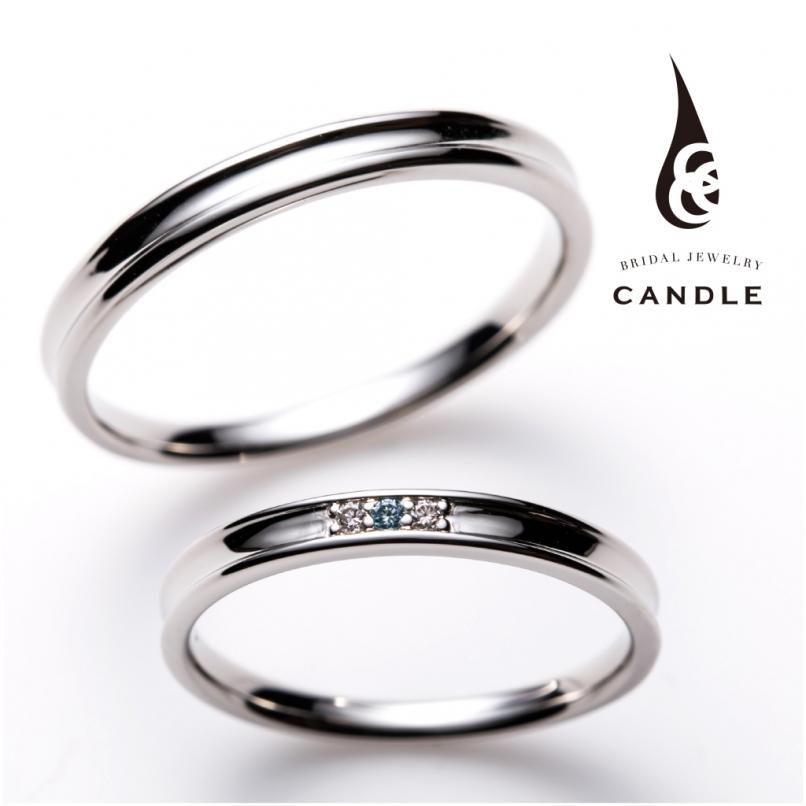 心斎橋なんばでキャンドルCANDLEの婚約指輪・結婚指輪はガーデン2