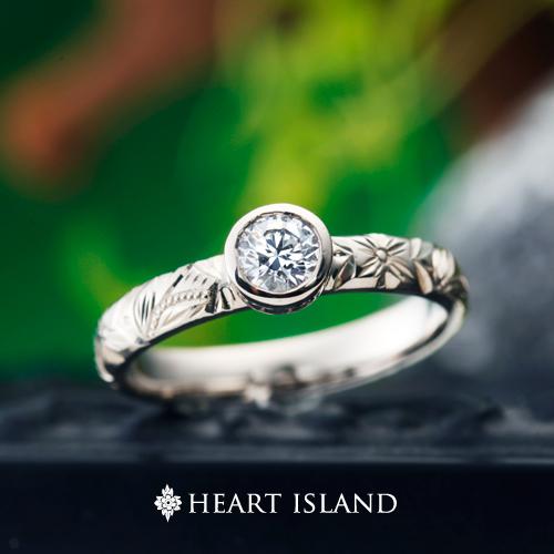 ハートアイランド結婚指輪大阪4