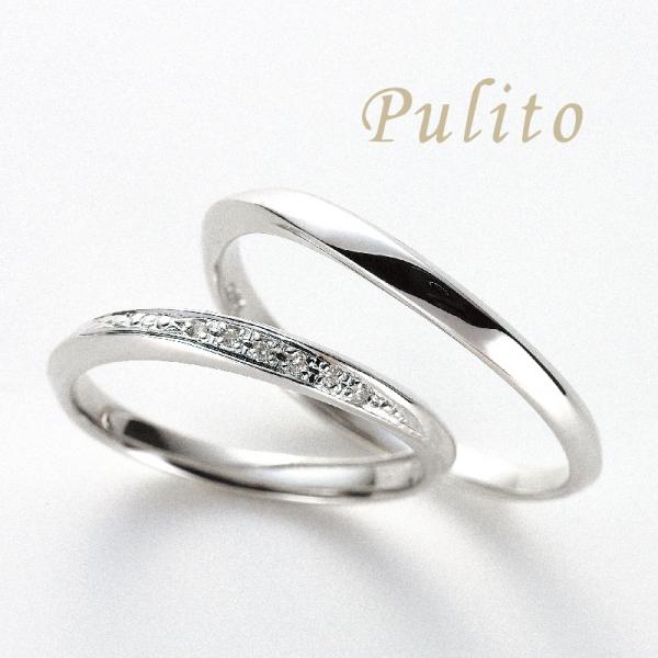 プリートの結婚指輪婚約指輪の正規取り扱い店ガーデン心斎橋3
