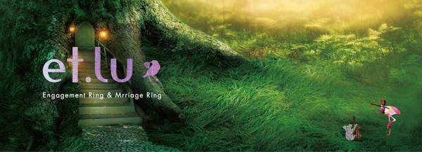 和歌山で人気の結婚指輪エトル