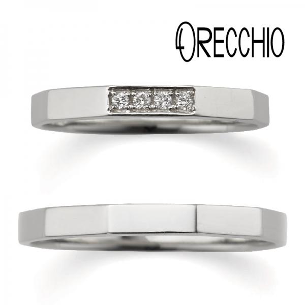 オレッキオ結婚指輪正規取り扱い店大阪9
