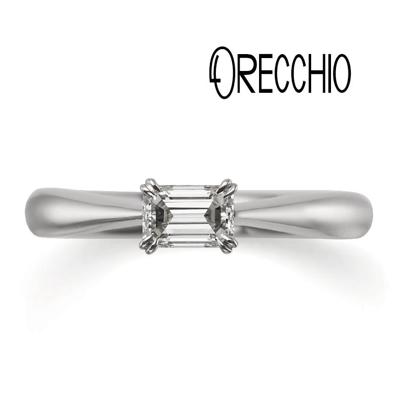 心斎橋なんばでORECCHIOオレッキオの婚約指輪正規取り扱い店はgarden心斎橋