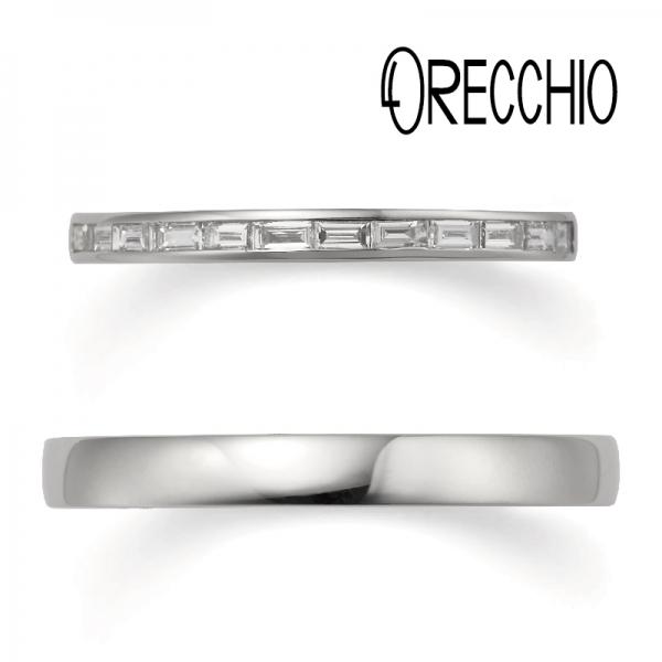 オレッキオ結婚指輪正規取り扱い店大阪6