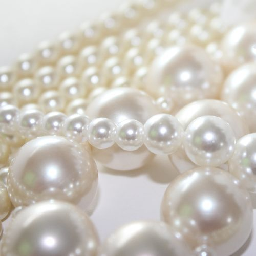 真珠のテリのイメージ