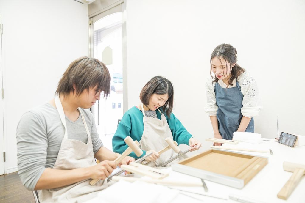 手作り結婚指輪*:゜心斎橋店限定!!