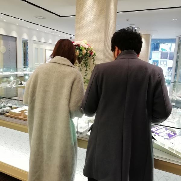 大阪市北区 東大阪市 結婚指輪