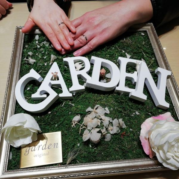 スウィートブルーダイヤモンドの結婚指輪ご成約(大阪府豊中市 吹田市)