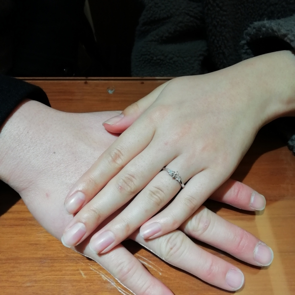 堺市 大正区 婚約指輪