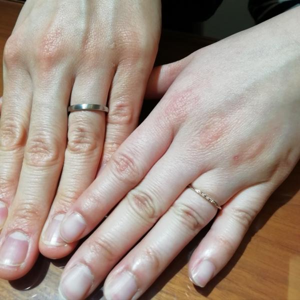 結婚指輪心斎橋