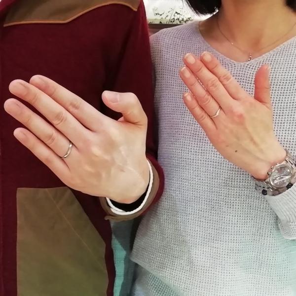 Bridge  ブリッジ 結婚指輪