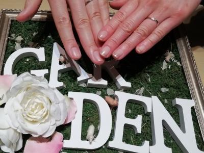 BRIDGEブリッジ、Lapageラパージュの結婚指輪ご成約(大阪府高槻市)
