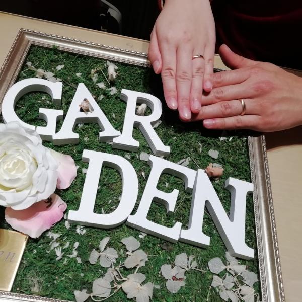 大阪府 枚方市 結婚指輪