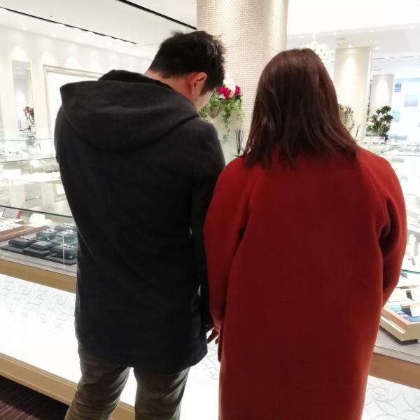 東大阪市 結婚指輪