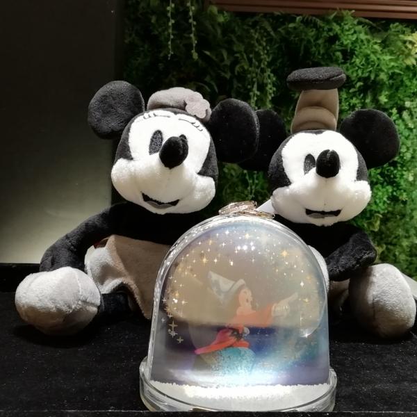 ミッキー 結婚指輪